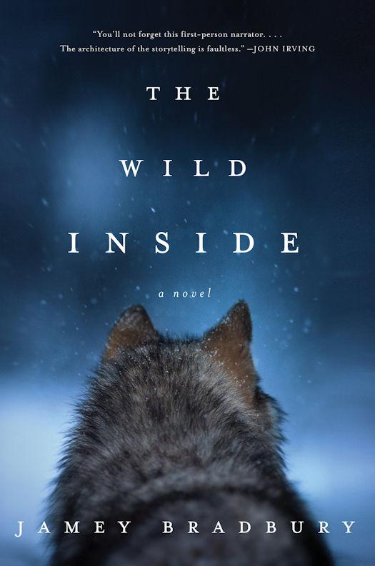 Interview with Jamey Bradbury, author of The Wild Inside