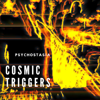 Cosmic Triggers - Psychostasia cover artwork