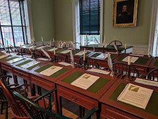 legislative chambers
