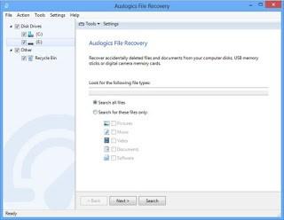 Auslogics File Recovery 8.0.5.0 Multilingual Full Crack