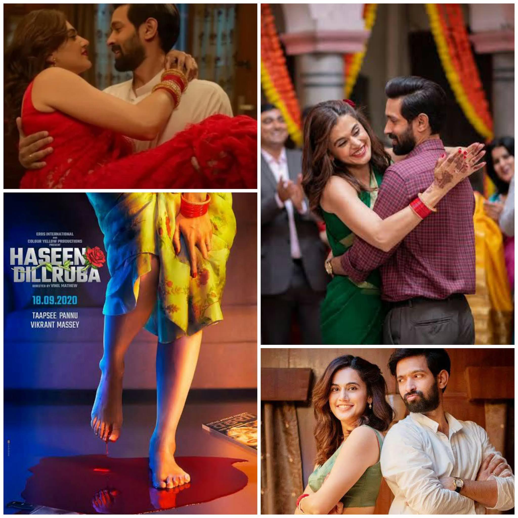 Haseen Dillruba Leak Full Movie Download In Hd, 720p
