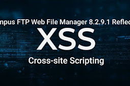 Rumpus FTP Web File Manager 8.2.9.1 Reflected XSS