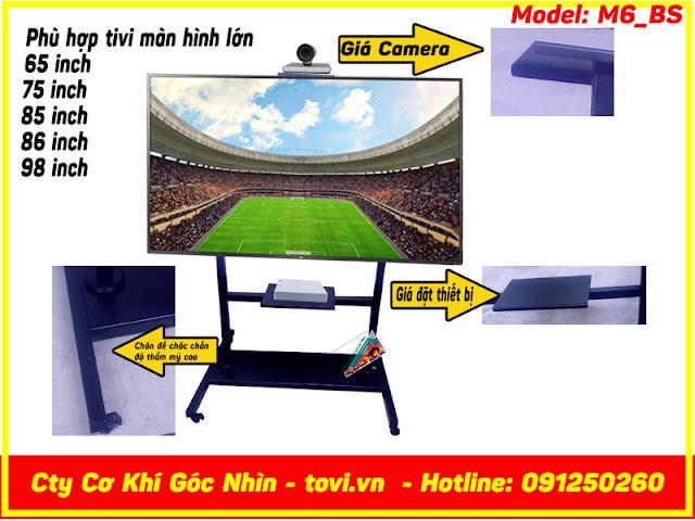 Mẫu tivi chuyên dụng sử dụng cho màn hình lớn