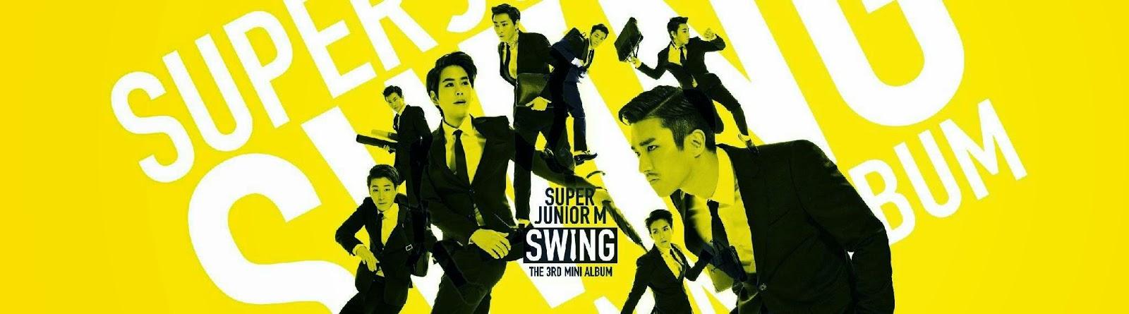 Download [mini album] super junior-m – swing (korean ver. ) [the.