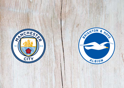 Manchester City vs Brighton & Hove Albion -Highlights 31 August 2019