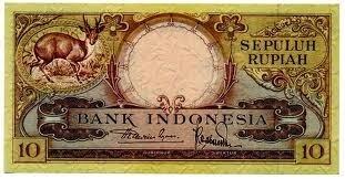 Uang Kuno Indonesia Serie 10 Rupiah Yang Paling Dicari Kolektor