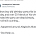 Over 20 persons dead after eating fried meat provided by a Yahoo boy in a bar