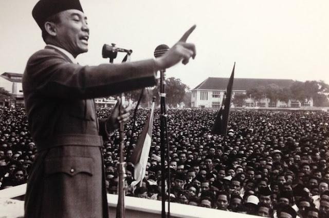 6 JUNI TERNYATA HARI LAHIR SANG PROKLAMATOR, Ir Soekarno
