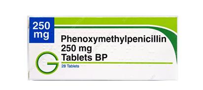 Phenoxymethylpenicillin