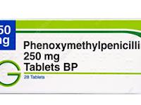 Phenoxymethylpenicillin - Kegunaan, Dosis, Efek Samping