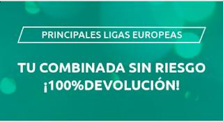Mondobets promo Ligas Europeas 15-21 septiembre 2020