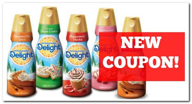 Coupons On Coffee Creamer