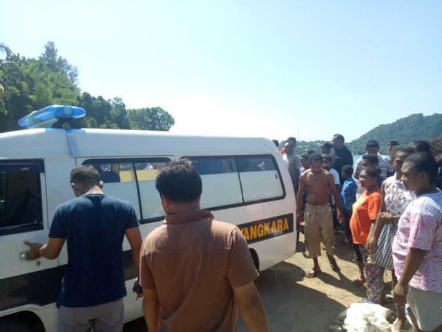 Teno Wanma Ditemukan Tewas di Galangan Kapal Dok VII Jayapura