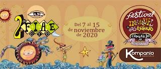 Festival Infantil de Artes Escenicas de Medellin 2020