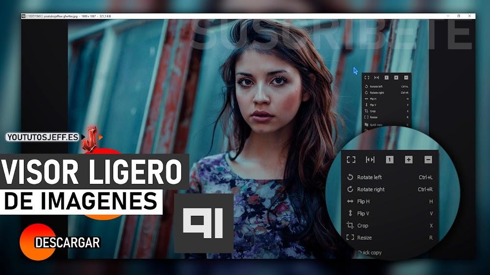 Visor de Imágenes para PC, Descargar Qimgv Gratis