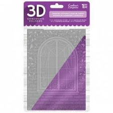 Crafters Companion 3D embossing folders £3.49!