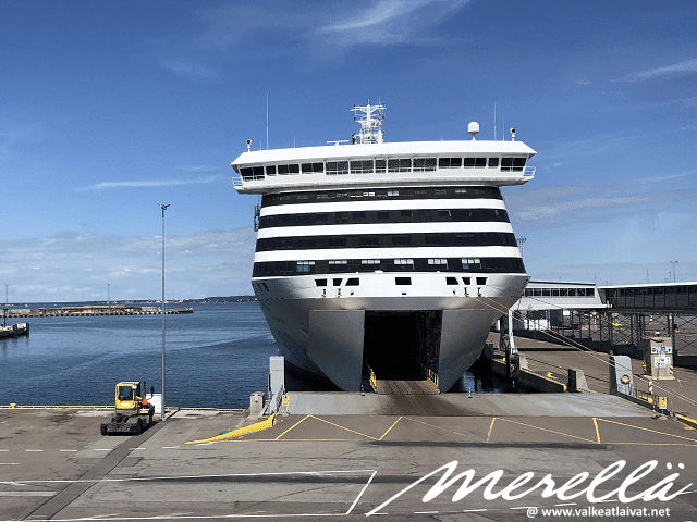 D-terminaali Tallink Victoria