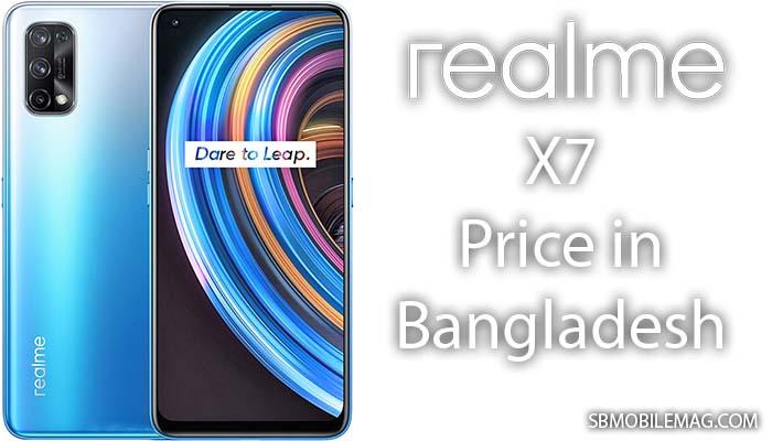 Realme X7, Realme X7 Price, Realme X7 Price in Bangladesh