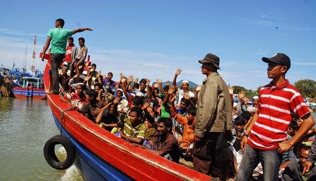 Amerika Bantu USD 225.000 Selamatkan Nelayan