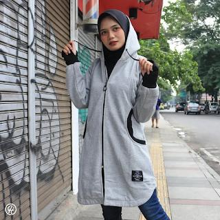 Hijacket Elektra Grey