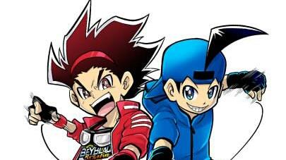 Beyblade Soul Taku & Shō Manga Protagonists To Be Based on TV Personalities.