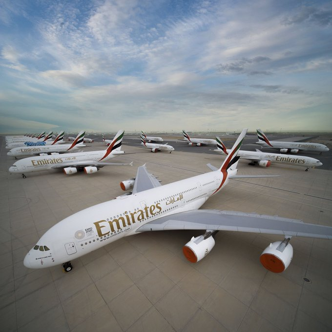 Emirates Confirms Job Cuts As Coronavirus Hits Air Travel Demand