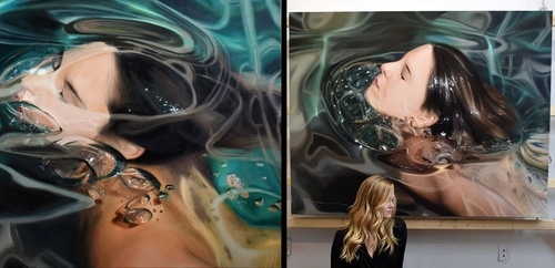 00-Reisha-Perlmutter-Realistic-Paintings-that-Capture-a-Moment-in-Time-www-designstack-co