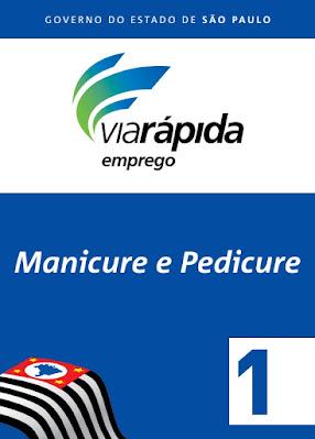 Curso de Manicure e Pedicure vol 1 PDF