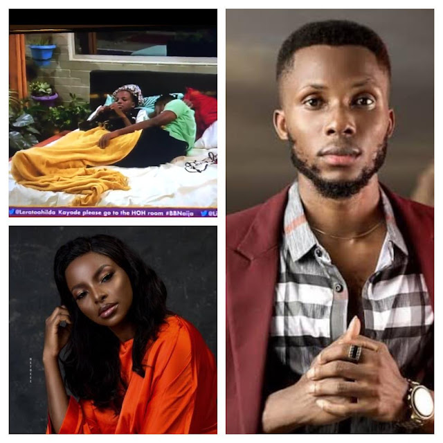 BBNaija Update: Watch What Bright Told Wathoni Last Night When She Asked If He Likes Her - Video