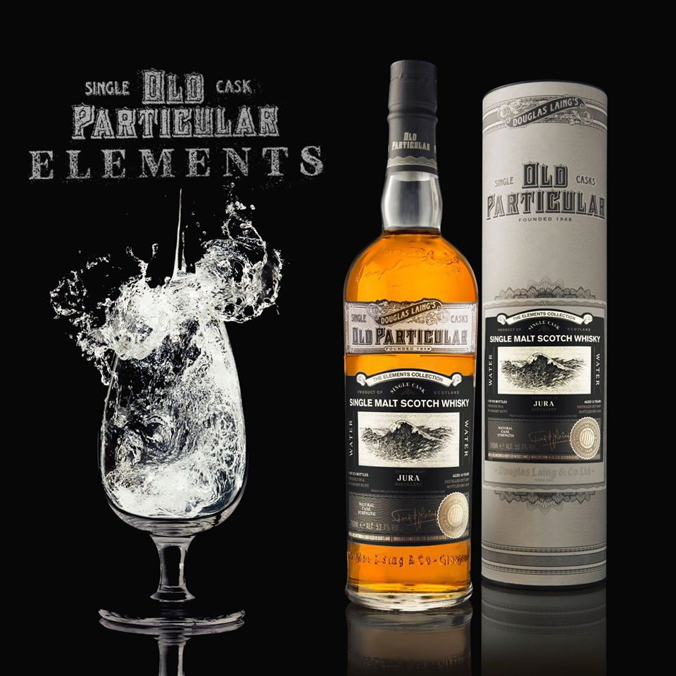 "Old Particular ""Elements"" single malt"