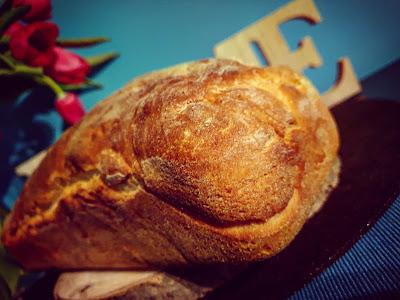 Pszenny chleb tostowy