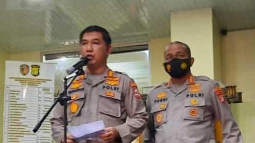 Polisi Temukan Bahan Peledak di Kantor FPI, Mirip Seperti Kasus Teroris Condet