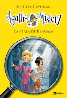 La perla de Bengala. Agatha Mistery 2 - Sir Steve Stevenson