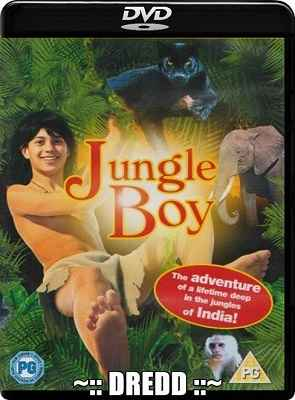 Jungle Boy (1998) Hindi Dual Audio x264 480p DVDRiP 600MB