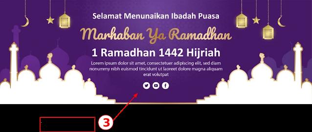 Download Template Banner Ramadhan