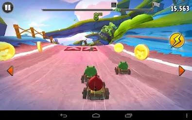 Angry Birds Go مهكرة   تحميل لعبة الطيور الغاضبة جو Angry Birds Go مهكرة أحدث إصدار للأندرويد