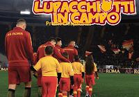 Logo Lupacchiotti in Campo : vinci gratis VIP Ticket per le partite della Roma con il tuo bimbo in campo!