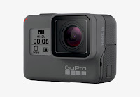 Castiga 3 camere video sport GoPro Hero 6, 4K, Black Edition