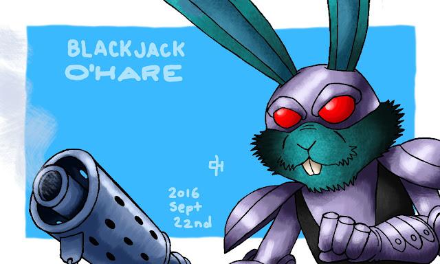Marvel, Blackjack O'Hare