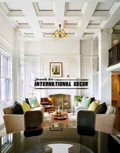 Coffered ceiling attributes and advantages in the interior ...