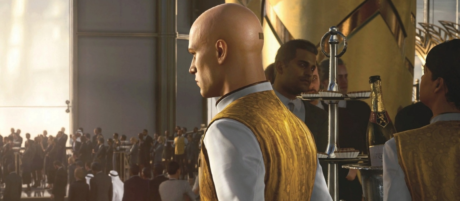 How to get the Treacherous Architecture trophy (achievement) in Hitman 3