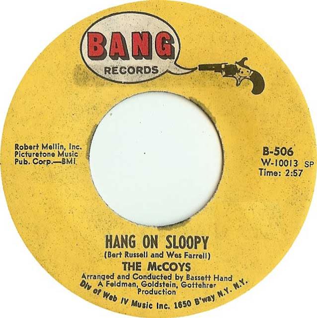 Hang on Sloopy The McCoys randommusings.filminspector.com
