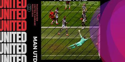 Man United Gagal Bawa 3 Mata Lawan WBA pada Pekan ke-23 PL