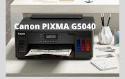 Canon PIXMA G5040 Driver Softwar Free Download