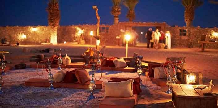Overnight Desert Safari - A Welcoming Arrival in Dubai