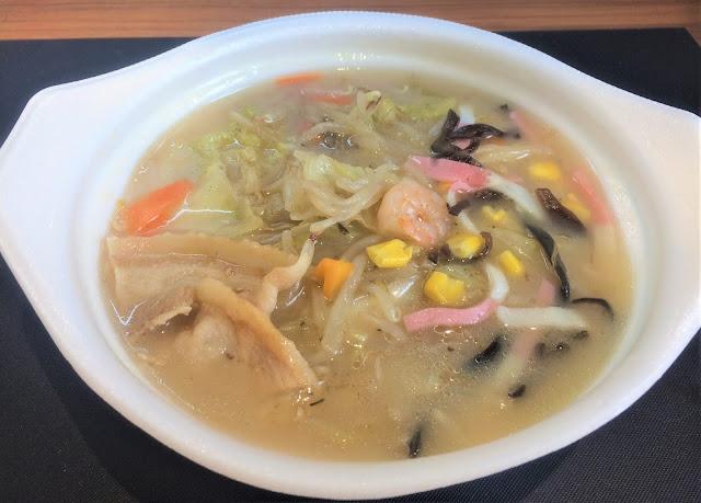 ちゃんぽん スープ セブンイレブン