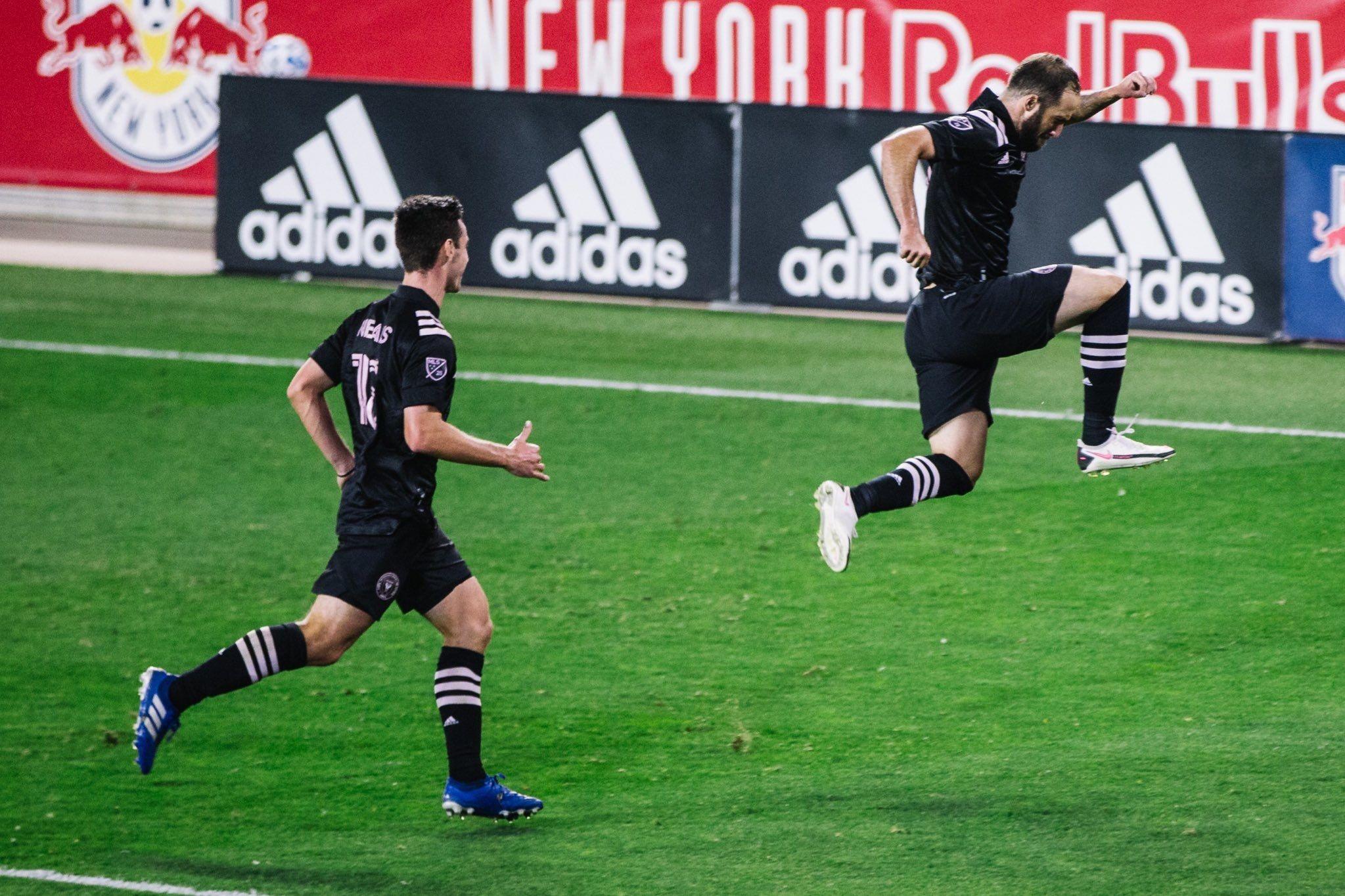 Gonzalo Higuain MLS