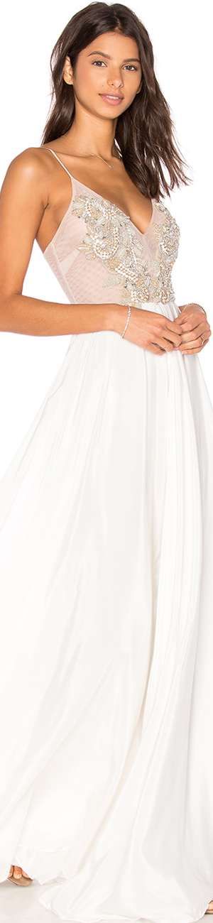 LURELLY Geneva Gown