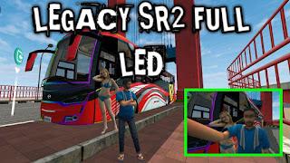 Mod Bus LEGACY SR2