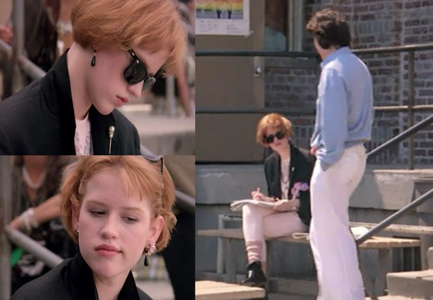Molly Ringwald Pretty In Pink Outfits